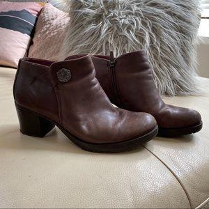 Dansko ankle boot